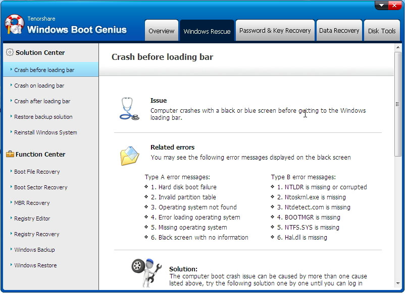 Crash Before Loading Bar
